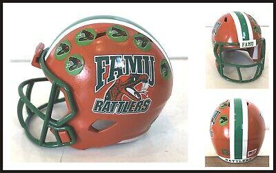 Custom 2008-13 Florida A&M Rattlers Orange 2