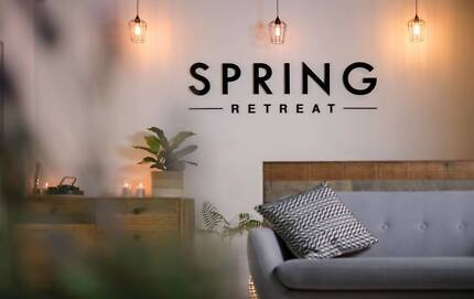 Spring Retreat - Massage & Natural Therapy