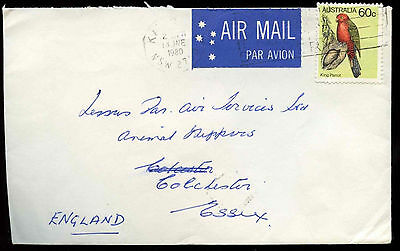Australia 1980 Commercial Airmail Cover To England #C31676