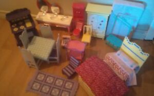 STEP 2 Barbie / Doll House and Furniture Cambridge Kitchener Area image 3