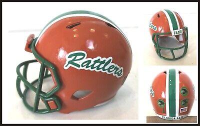 Custom 2003-07 Florida A&M Rattlers Orange 2