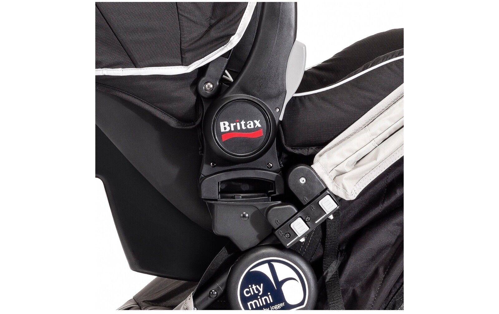 Baby Jogger Car Seat Adapter - Mounting Bracket - Britax/BOB