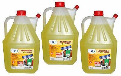 0,69€/L Scheibenklar 3x5L  Zitrone Scheibenreiniger Sommer Scheibenwaschanlage
