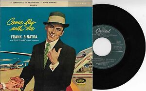 FRANK-SINATRA-SPAIN-7-034-EP-Capitol-1959-It-Happened-In-Monterey-Blue-Hawaii