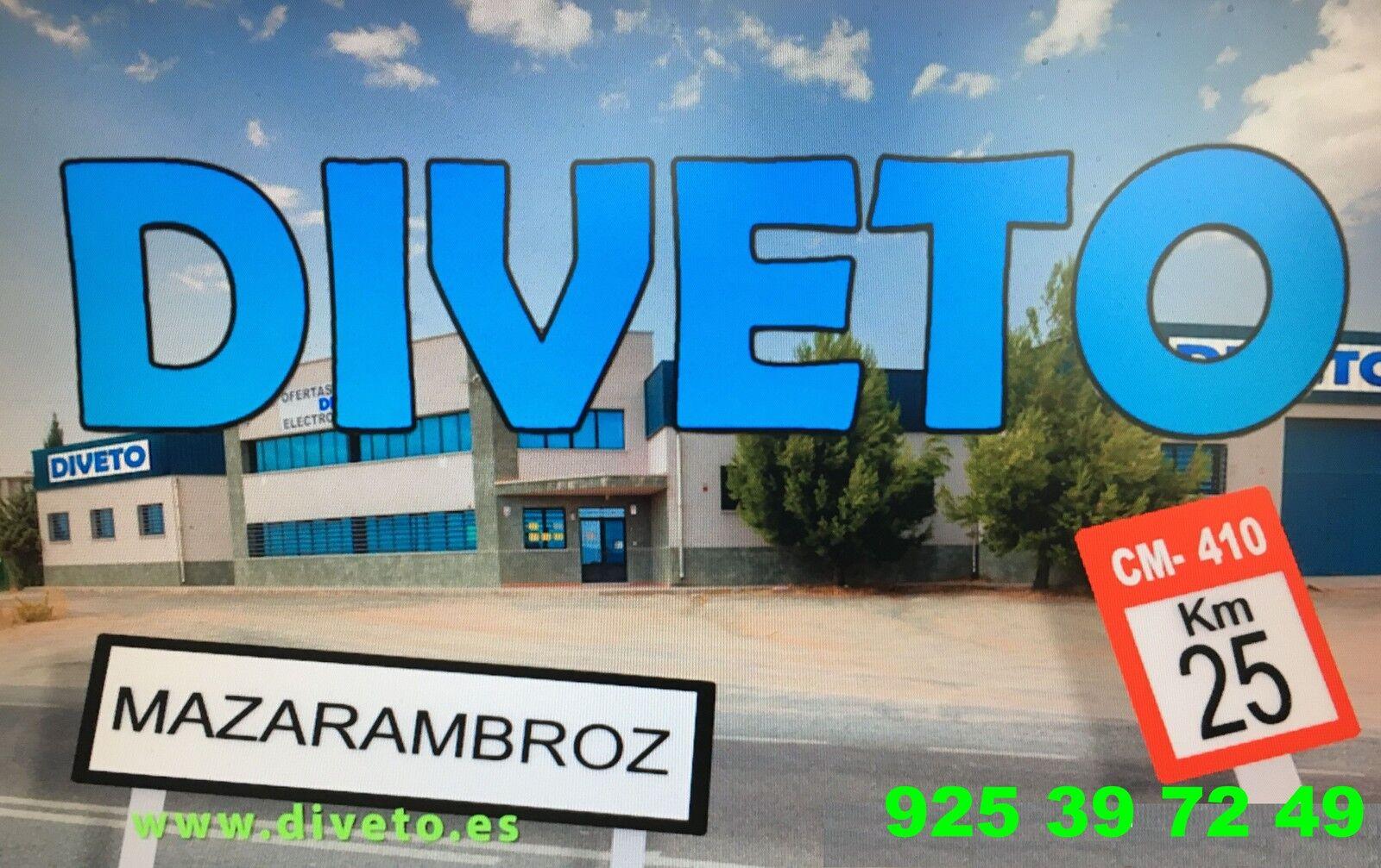 Diveto Factory Home