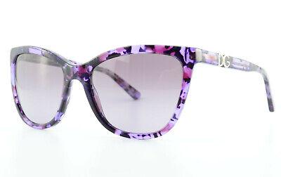D&g Dolce & Gabbana Sunglasses Dg 13756 7/12ft 2912/8H 56 18 2N Lady M + Gucci
