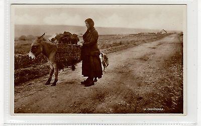 IN CONNEMARA: Co Galway Ireland postcard (C25762)