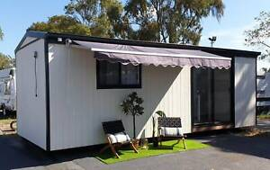 24ft Self Contained Cabin - Tiny home with Shower / Toilet Deception Bay Caboolture Area Preview