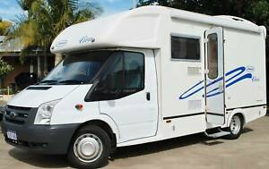 Sunliner Nova Ford Transit Motor Home Welshpool Canning Area Preview