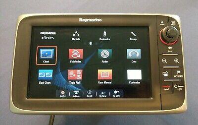 "Raymarine c95 9"" Multifunction Chartplotter GPS Display  E70011"