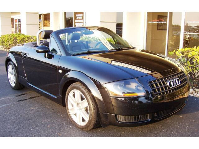 Audi : TT 2dr Roadster Must sell Excellent condition Clean Carfax  Low miles Convertible Garage kept