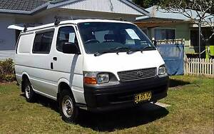 2004 Toyota Hiace Campervan Port Macquarie Port Macquarie City Preview
