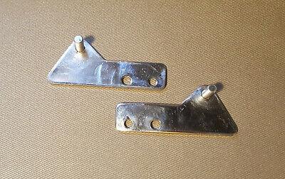 Door Hinge Brackets For Hoshizaki Ice Machine Km-150baf Hardware