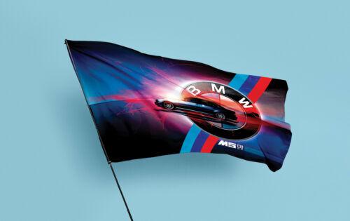 BMW M5 E39 Car Flag banner 3' x 5' Man Cave Garage Adversting M3 Coupe Roadster
