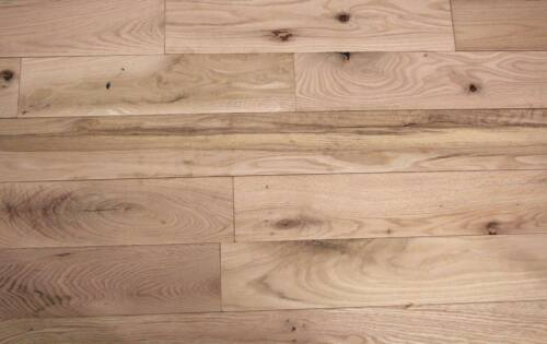 """#3 Common Unfinished 4"""" x 3/4"""" Solid Red Oak Hardwood Flooring $1.79 Sq Ft"""
