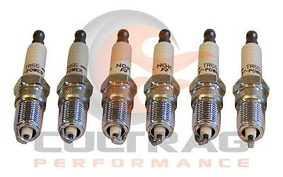 NGK 3951 TR55 V-Power Premium Copper Spark Plugs Set Of 6