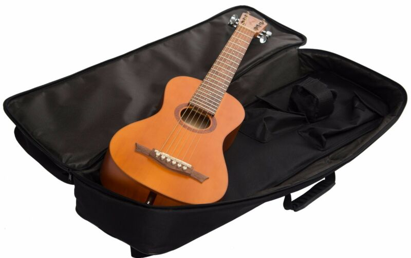 New Doff Acoustic Travel Guitar / weight is only 1 kg