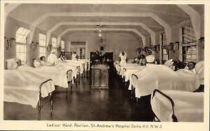 Dollis Hill. Ladies' Ward. Pavilion. St Andrew's Hospital.