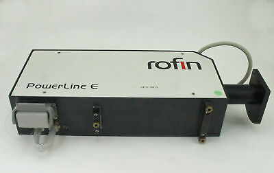 9812 Rofin End-pumped Solid State Lasers Powerline E-12-shg Ic
