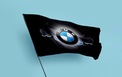 BMW M1 M2 M3 M4 M5 Coupe X Aalpina Sign Car Flag banner 3x5 ft Customization