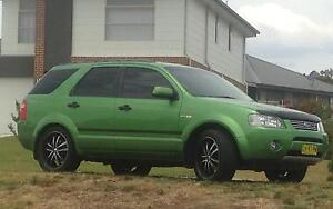 Ford Territory Ghia AWD 7 seats SWAP OR SELL Nangus Gundagai Area Preview