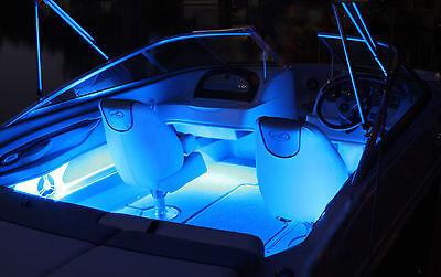 Baja Fountain RGB LED Lighting ANY COLOR Engine Bilge Hatch Cockpit Waterproof