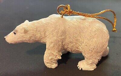 Polar Bear Ornament (Realistic POLAR BEAR ORNAMENT)
