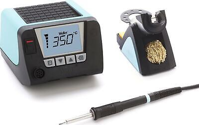 Weller Wt1013n With Wt1 Soldering Station And Wp80 Iron New