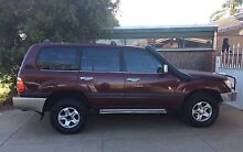 LandCruiser 100 Series 2002 Petrol Auto West Lakes Charles Sturt Area Preview