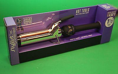 hot tools professional big bumper 1 1/2 curling iron