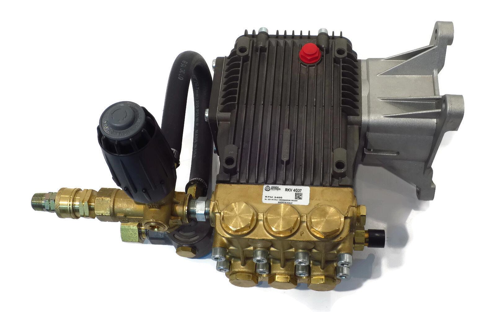 3700 Psi Rkv Power Pressure Washer Pump Amp Vrt3 For Karcher