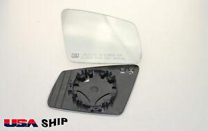 Side Mirror Glass W/Holder heated FOR Mercedes E200 E250 E300 E350 E550 RH 2010>