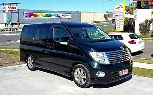 2005 Nissan Elgrand Wagon Parkinson Brisbane South West Preview