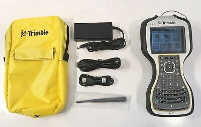 Trimble Tsc3 Data Collector W2.4ghz Internal Radio. Access 2017.24 And Roads