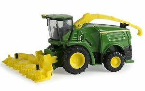 2016 ERTL 1:64 JOHN DEERE Model 8600 Self-Propelled Forage Harvester *NIP*
