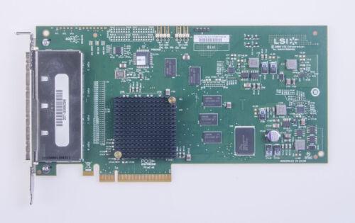 LSI SAS9200-16e 16-Port External HBA Full-Height PCIe P20 IT Mode ZFS FreeNAS