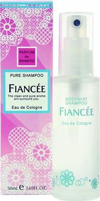 Scent of fiancee Body Mist Pure Shampoo Japan