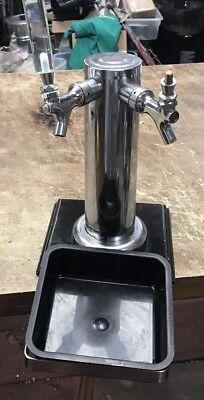 Beer Draft Tower Double 2 Spicket Standard Keil