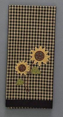 Полотенца, кухонные полотенца Country Sunflower Decorative