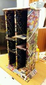 Marvel CD rack