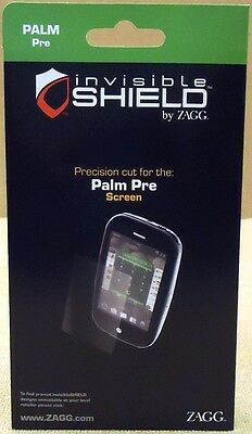 Zagg Invisible Shield Palm Pre Screen Protector Palm Pre Screen Protector