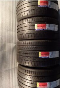 (2) 275/40/17 & (2) 335/35/17 Michelin PS2 tires