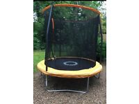 8 ft Trampoline NEW!
