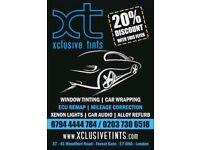 HID KITS - XENON LIGHTS - Free side lights
