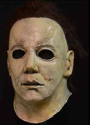 Michael Myers Halloween 6 Trick or Treat Studios Latex Mask Adult Size