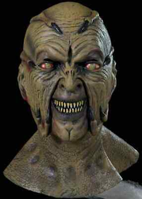 Creeper Mask Jeepers Creepers Fancy Dress Up Halloween Adult Costume Accessory