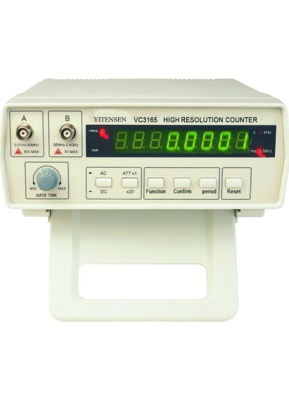 Victor Electronics Yitensen-Pakrite VC3165 High Resolution Counter USA