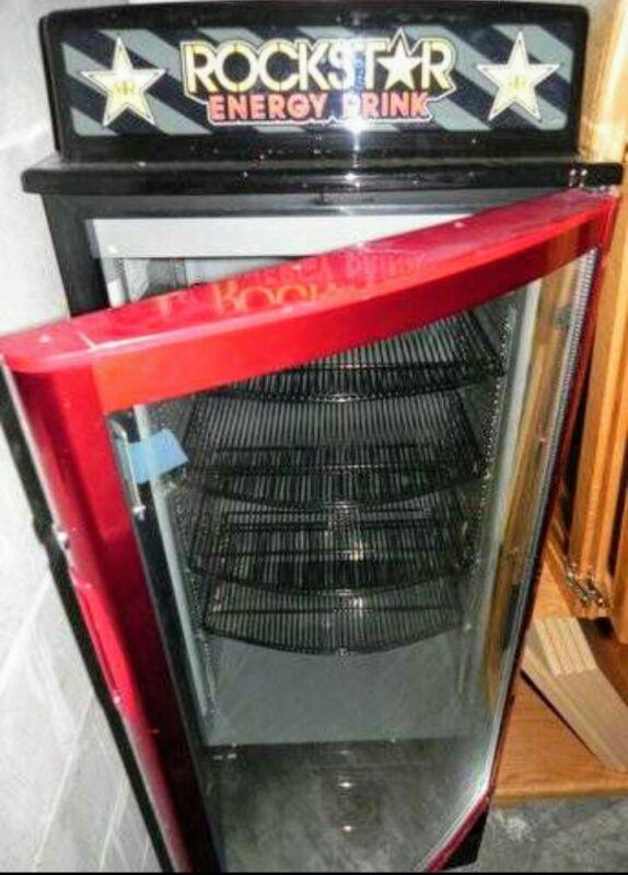 Rockstar refrigerator