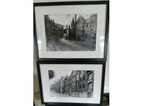 Newcastle upon Tyne black and white prints