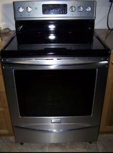 Frigidaire Gallery Brushed Stainless Steel Stove
